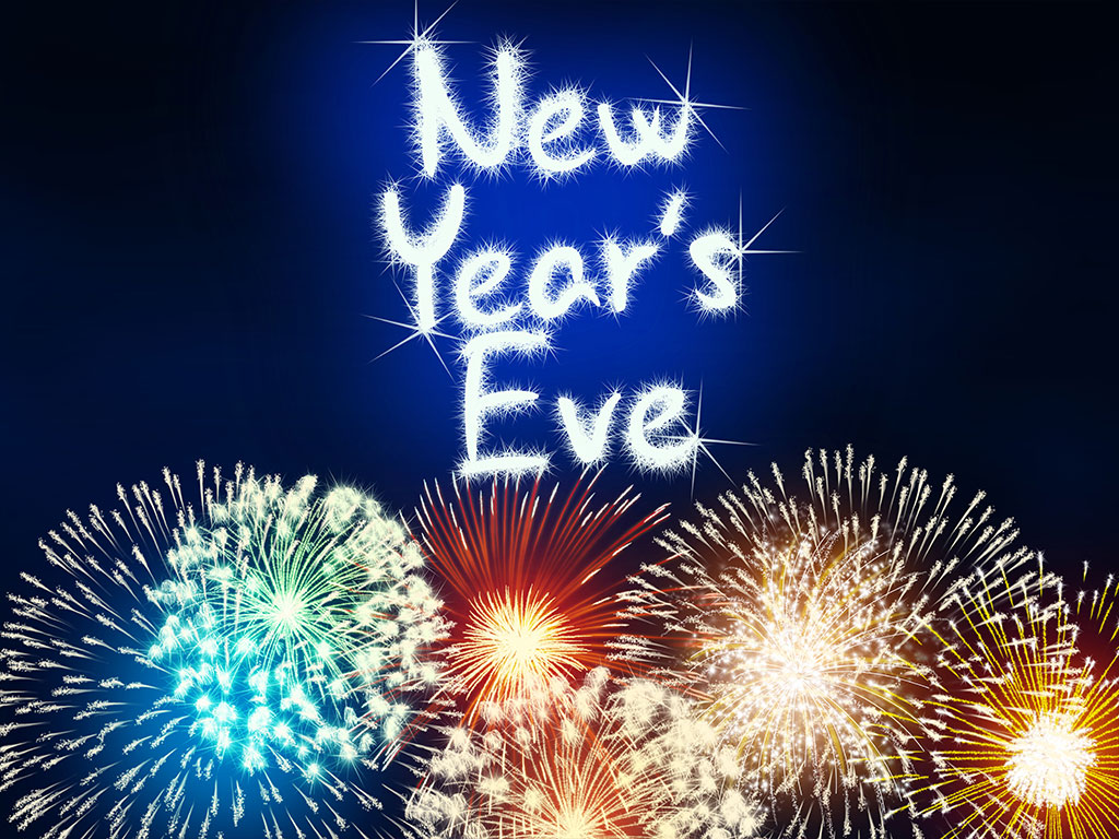 Sunday, December 31st 8:00PM & 10:30PM New Years Eve